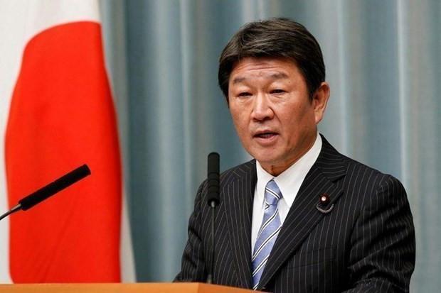 Япон улсын Гадаад хэргийн сайд Мотэги Тошимицү