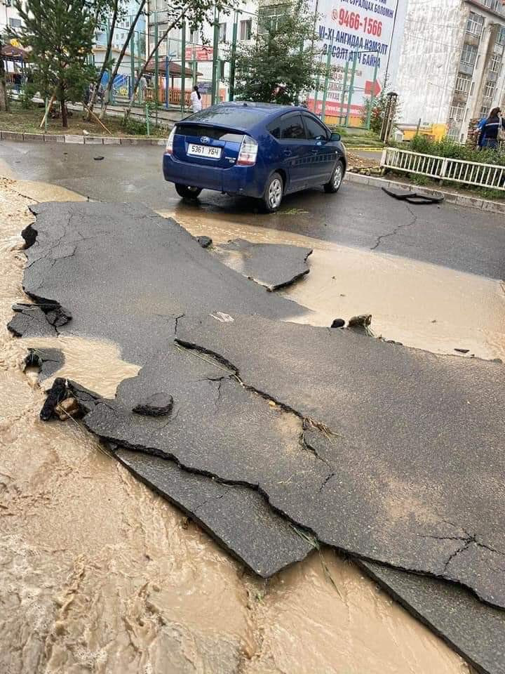 Борооны улмаас ЭВДЭРСЭН ЗАМУУДАД 150 сая төгрөгийн засварын ажил хийжээ