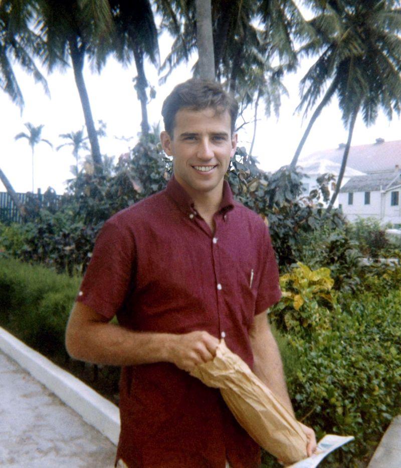 Жо Байден 25 настайдаа