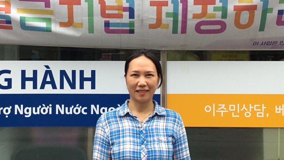 Вон Ок Кум Өмнөд Солонгост амьдрахын тулд олон бэрхшээлтэй нүүр тулсан ч эх орондоо байхаас илүү боломжуудыг олж харжээ.