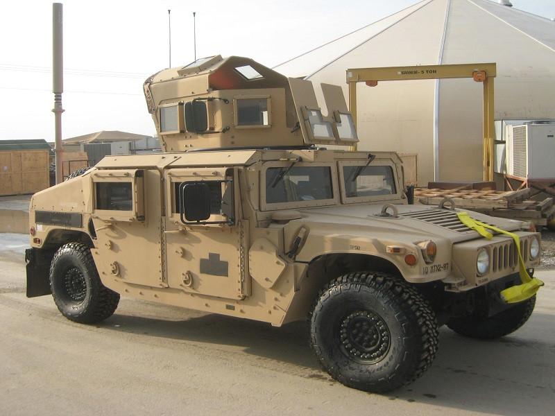 Humvee довтолгооны хуягт