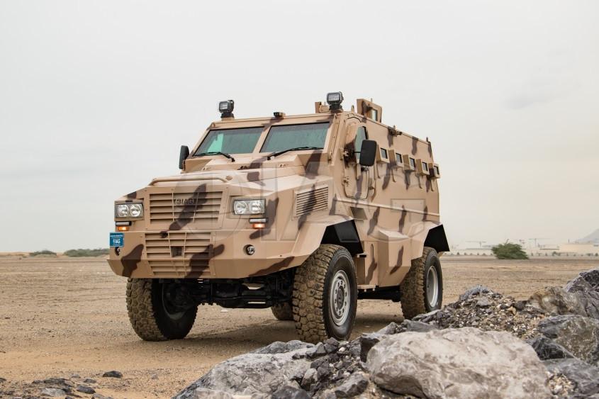500 мянгаас 1 сая ам.долларын үнэтэй, газрын минын хамгаалалттай MRAP хуягт