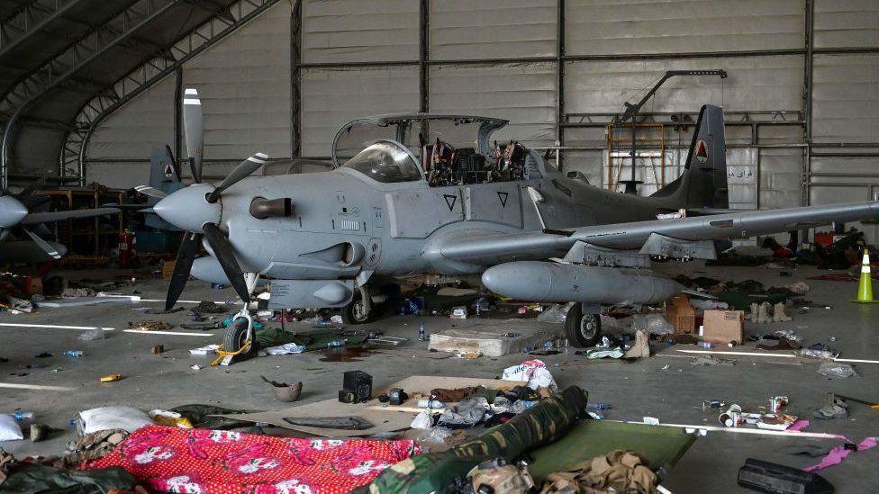 10 сая ам.долларын үнэтэй A-29 сөнөөгч онгоц