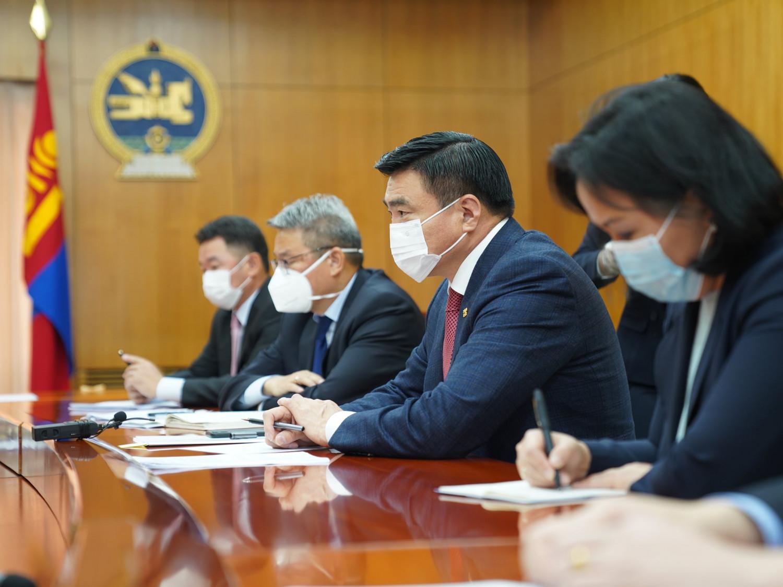 Б.Жавхлан, Г.Ёндон нар Хятадын элчинтэй шатахууны асуудлаар санал солилцов