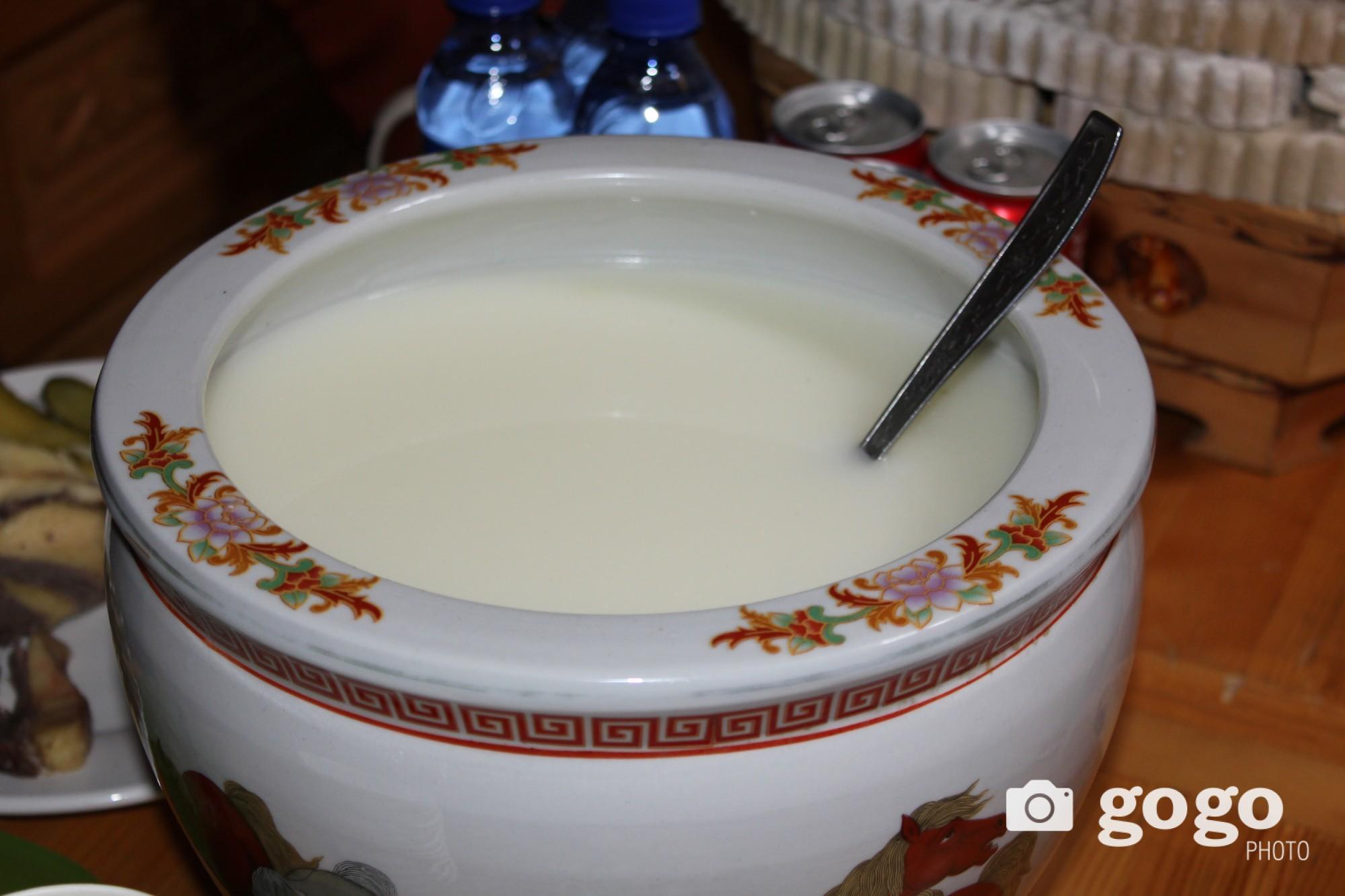 Airag, mare`s milk