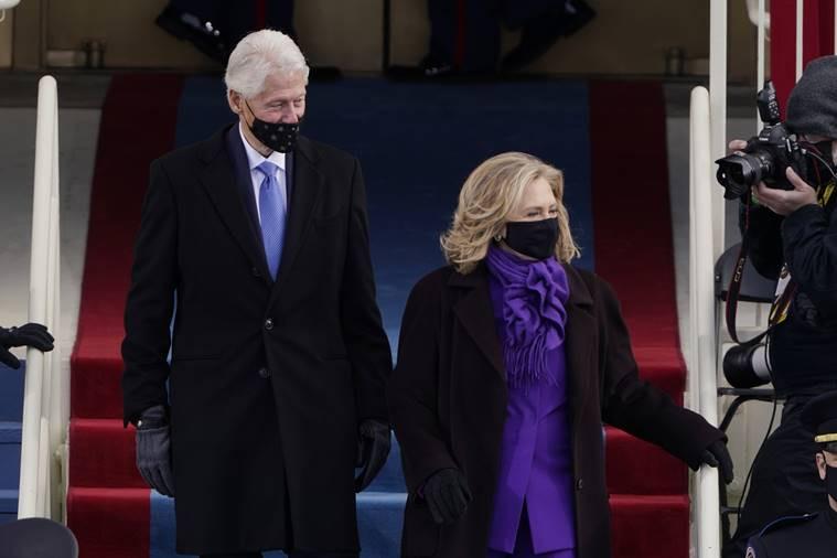 Билл, Хиллари Клинтон нар