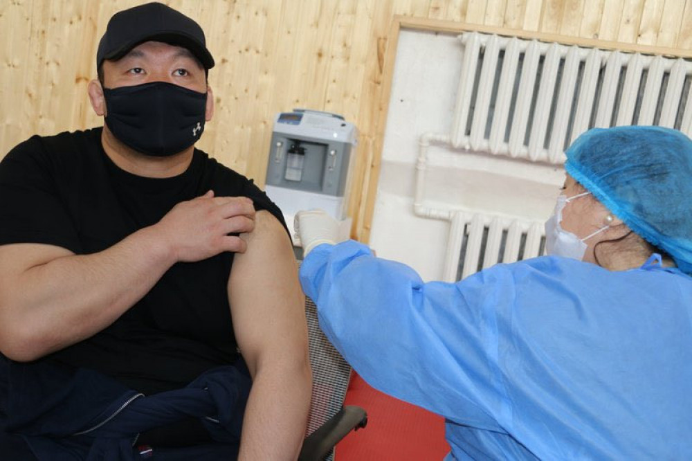 Н.Түвшинбаяр коронавирусийн халдвар авсан тул ШШГЕГ-ын эмнэлэгт эмчлүүлж байна