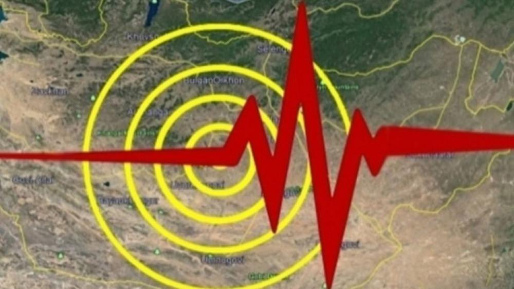 Хөвсгөл аймгийн Ханх сумын нутагт 6.3 магнитудын газар хөдлөлт боллоо