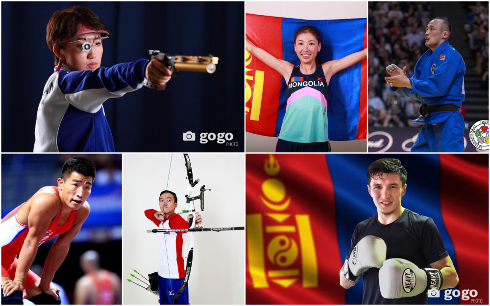 Монголын баг, тамирчид олимпын 41 эрх аваад байна