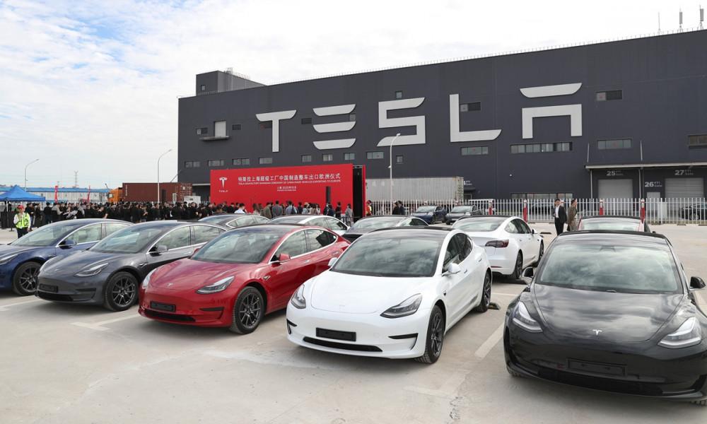 """VIII сард """"Tesla"""" БНХАУ-д үйлдвэрлэсэн 44,264 автомашин борлуулжээ"""