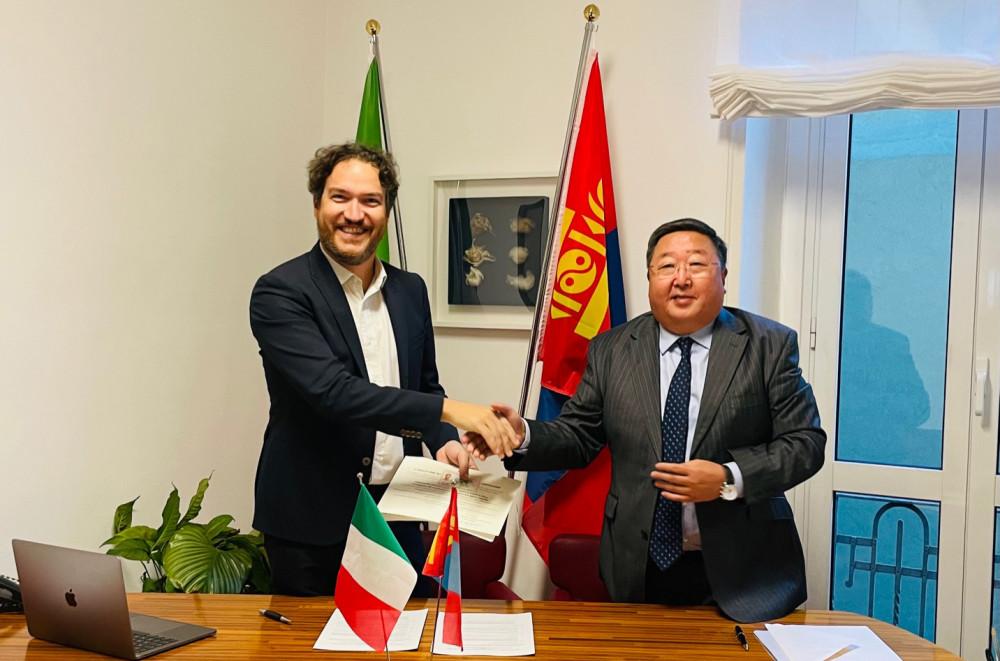 Милан хотод Монгол Улсын өргөмжит консулын газар нээгдлээ