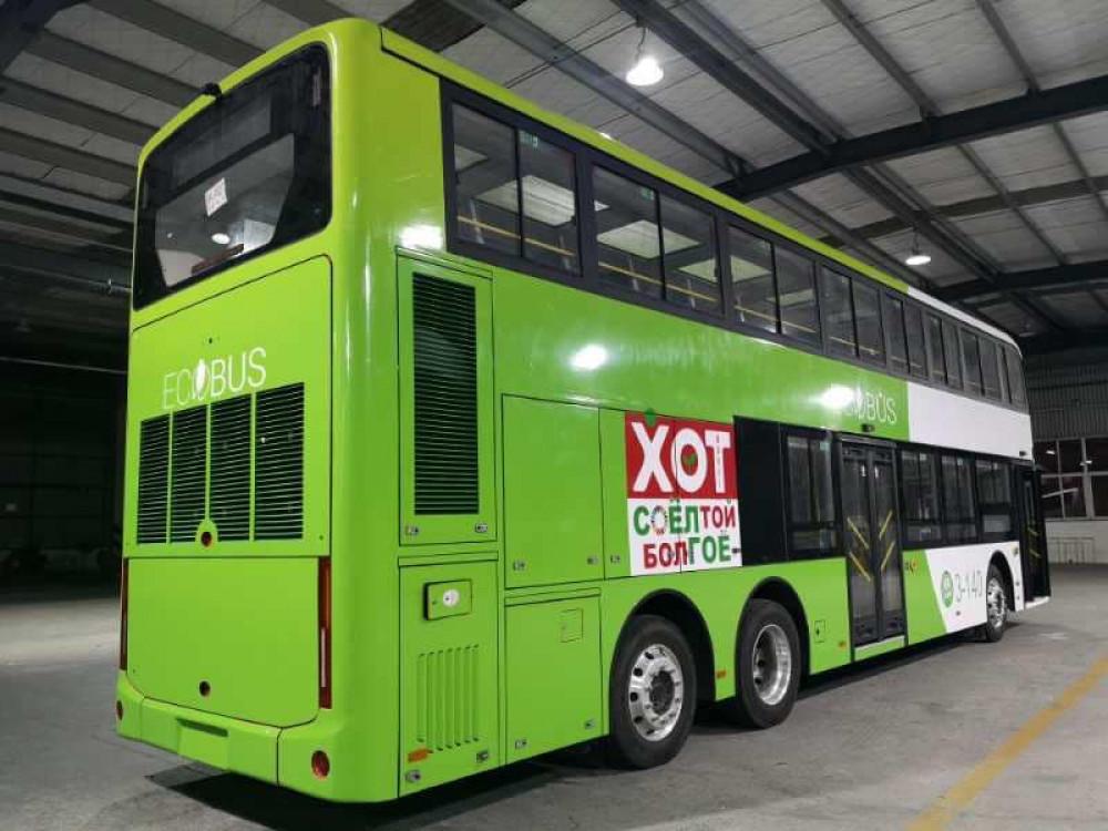 Давхар автобусыг маргаашнаас Таван шар-Офицерийн чиглэлд үйлчилгээнд гаргана